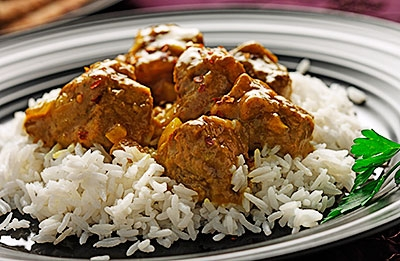 Party Pork Vindaloo