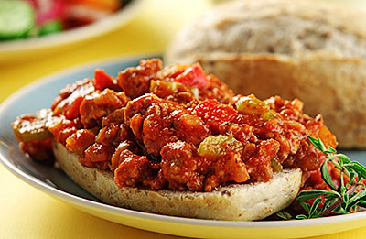 Savoury Sloppy Joes