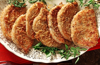 Quick & Crispy Pork Chops