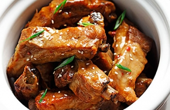 Oriental Pork Ribs