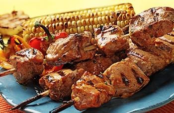 Philippine Pork Kabobs