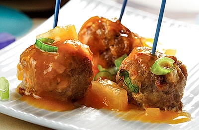 Sweet & Sour Cocktail Meatballs