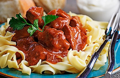 Prairie Pork Goulash