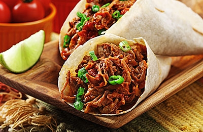 Pulled Pork Mexicano