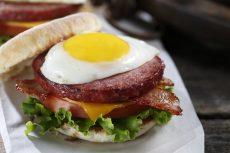Breakfast Sandwich 2